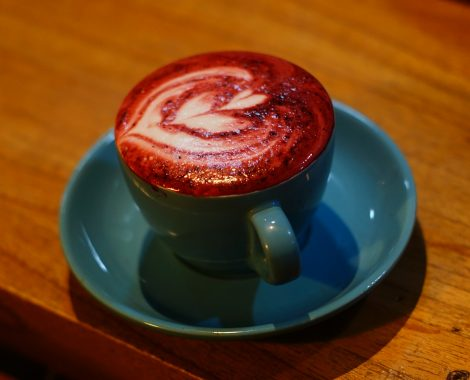 Red Velvet Coffee